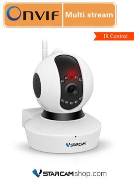 Camera Ip Vstarcam D23 IR control