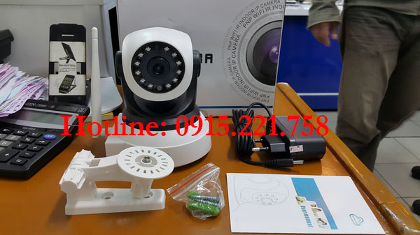 Ứng dụng của camera IP wifi không dây