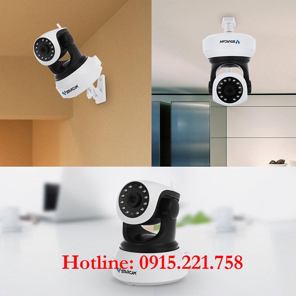 Camera IP wifi giá rẻ sự lựa chọn hoàn hảo cho mọi gia đình