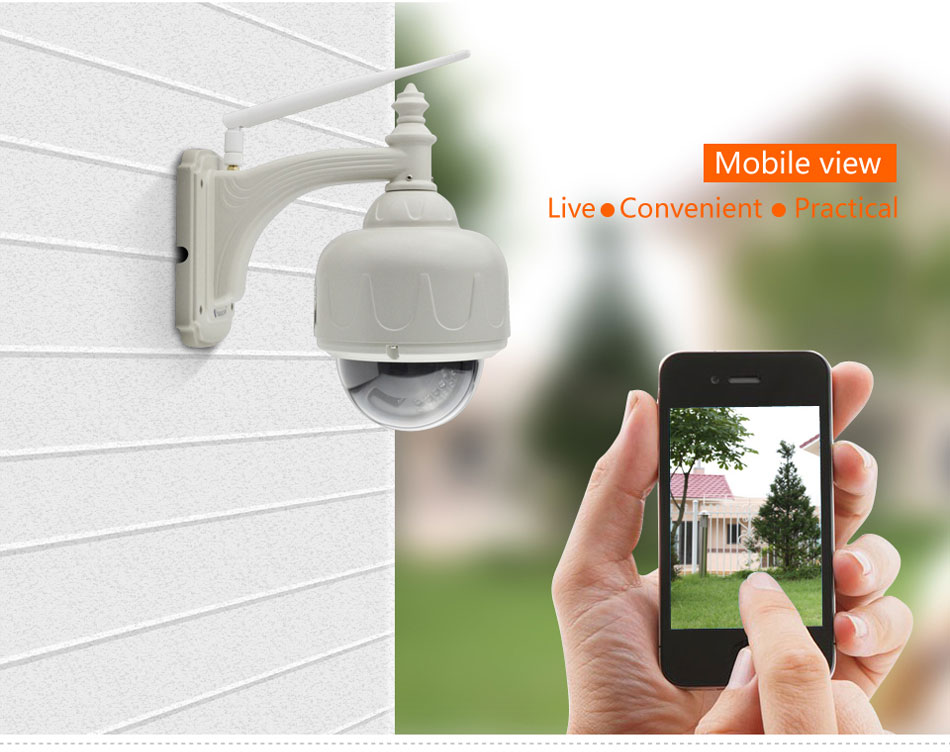 Các loại camera IP giá rẻ trên thị trường hiện nay