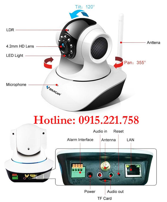 Nên chọn thương hiệu nào cho camera IP wifi gia re cho gia đình bạn
