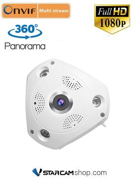 Camera IP wifi VStarcam C61S Panoramic
