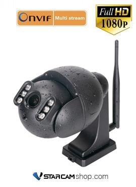 Camera wifi ngoài trời Vstarcam C31s-X4 chống nước
